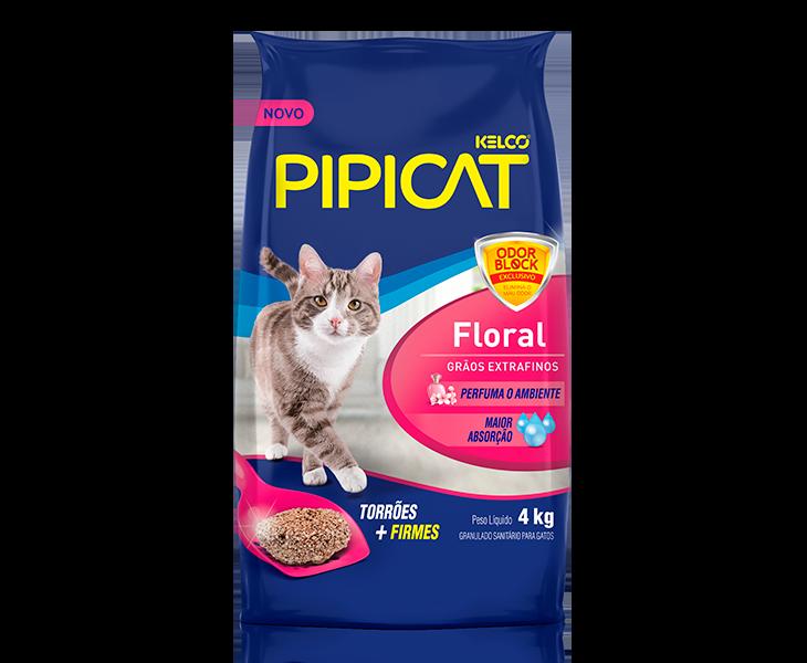 Pipicat Floral Odor Block 4kg