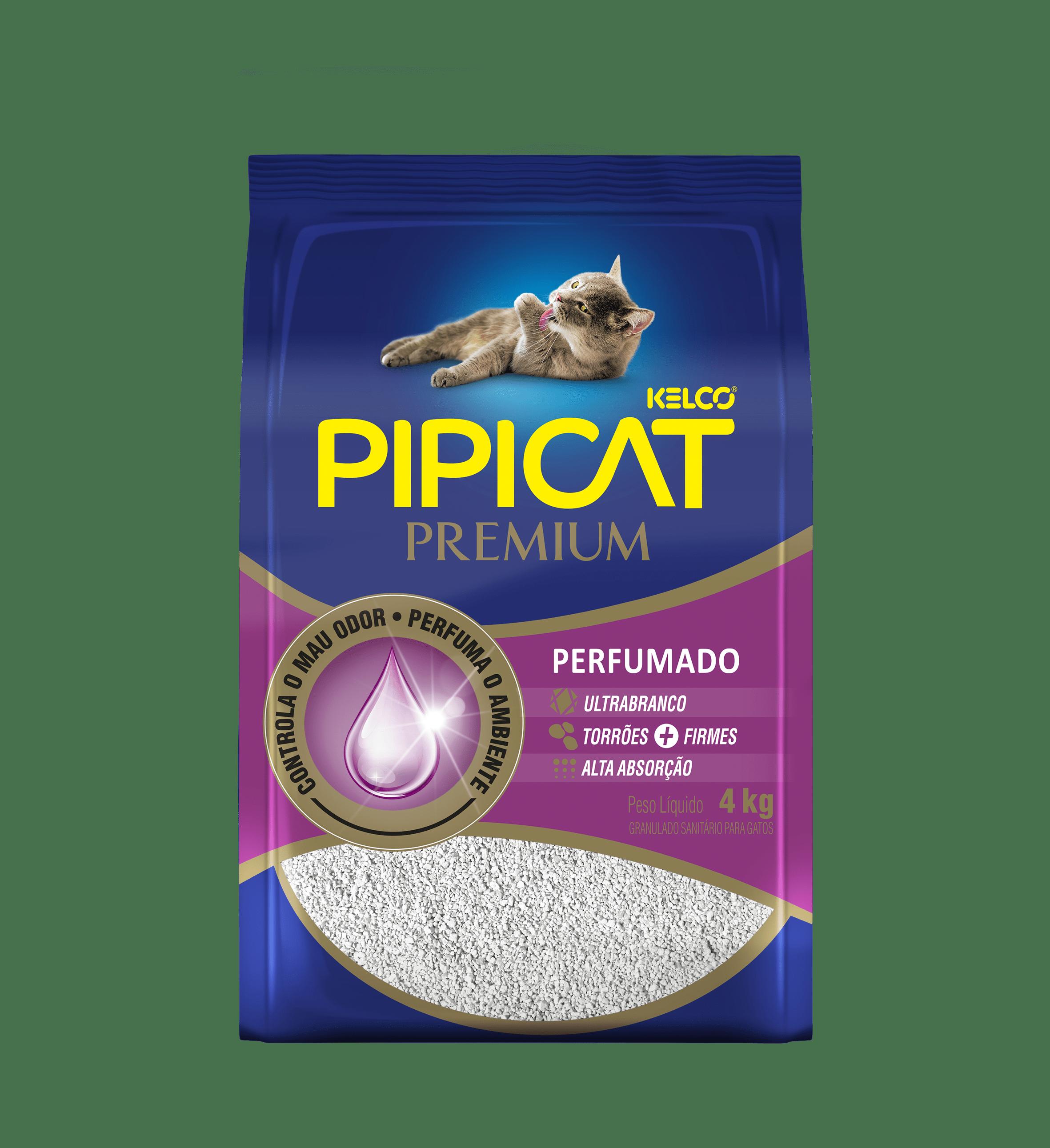 Pipicat Premium Perfumado 4kg