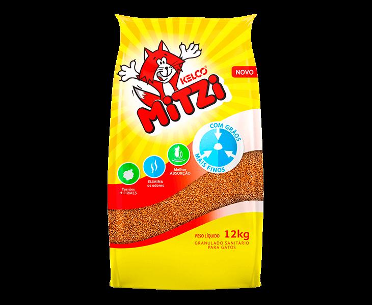 Granulado Sanitário Mitzi 12kg